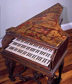 Double Manual Harpsichord Plans