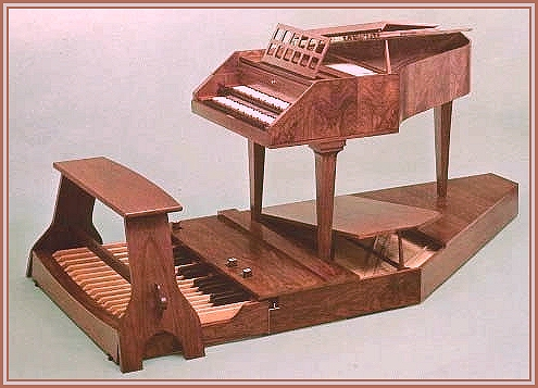 The Pedal-Harpsichord in Baroque Germany