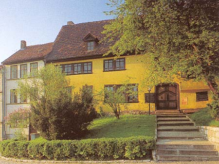 The Bach Haus, Eisenach