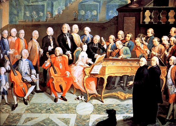 An introduction to the music in baroque era